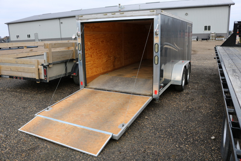 2008 Pace American 7x14 Enclosed Trailer