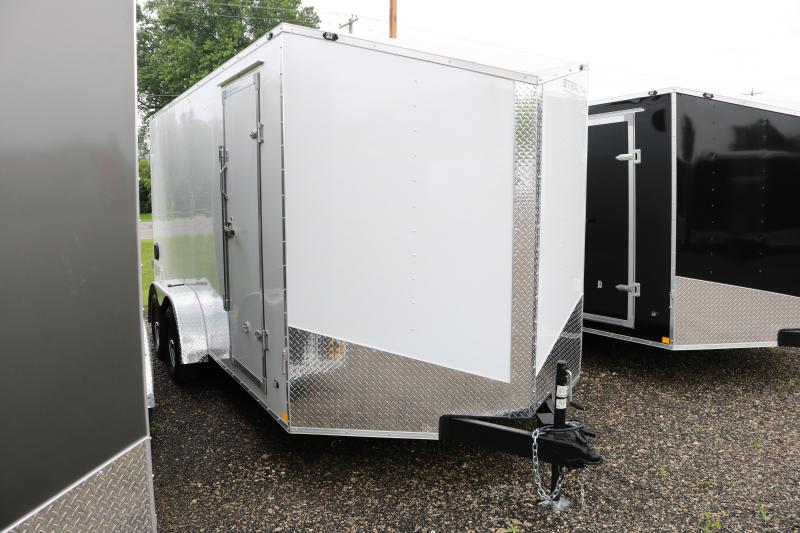 2018 Stealth Trailers 7x16 Mustang Trailer