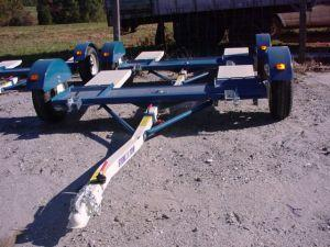 2011 Stehl Tow Dolly Without Brakes Trailer Traders