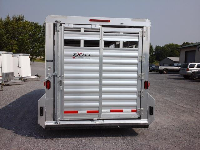 Clearance 2015 Exiss STK16 Stock Trailer