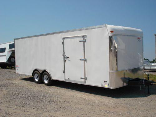 2008 United Trailers BP 8.5 x 24 Cargo / Enclosed Trailer