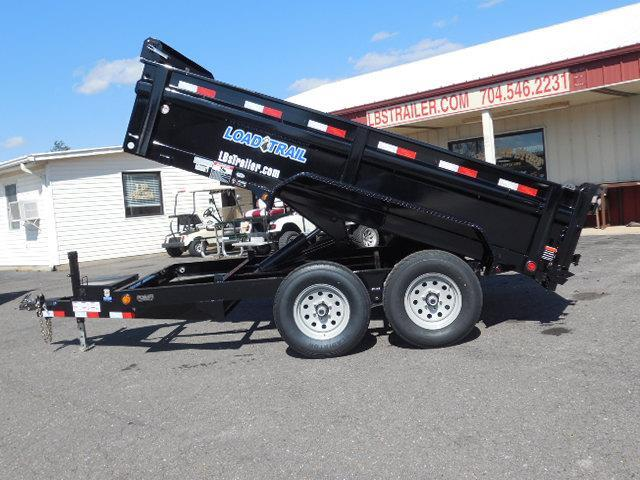 2018 Load Trail BP 72 x 12 Dump Trailer