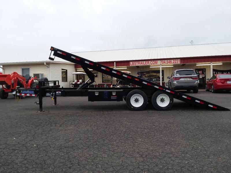 2018 Load Trail PH 102 x 22 Tilt Equipment Trailer