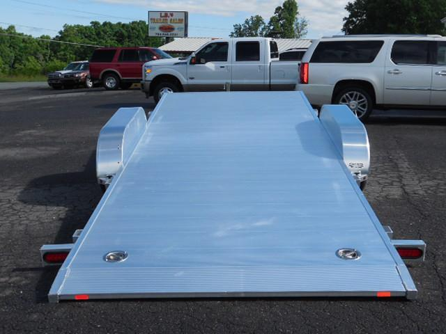 2016 Aluma BP 8218 Tilt Equipment Trailer