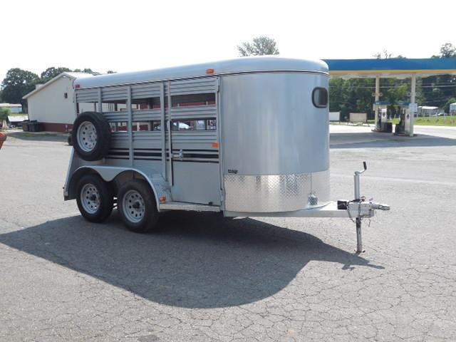 2014 Bee Trailers BP 5 x 12 Livestock Trailer