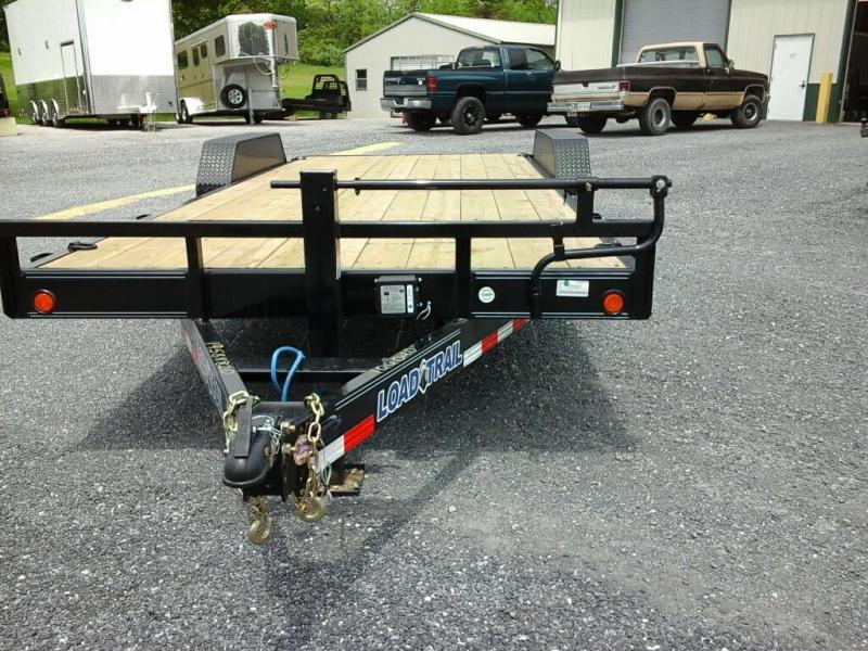 2019 Load Trail 83x20 TA Carhauler Car / Racing Trailer