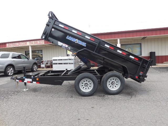 2018 Load Trail BP 72 x 12 TA Dump Trailer