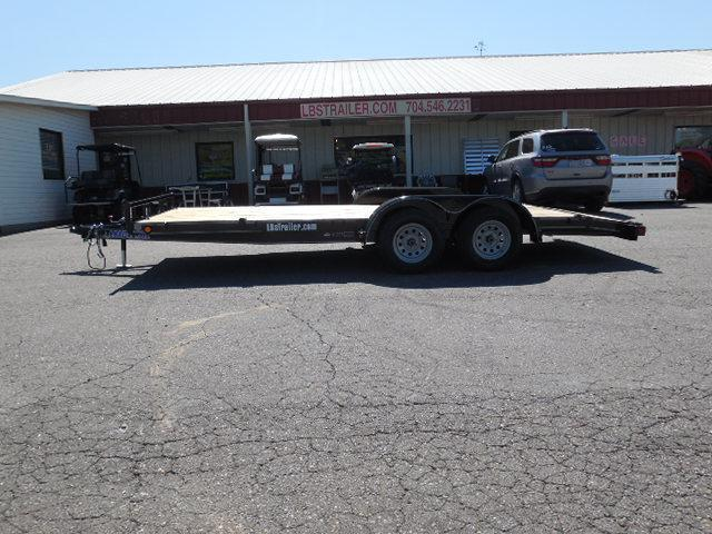 2017 Load Trail BP 83 x 18 Equipment Trailer