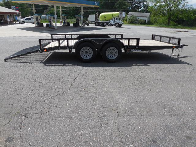 2017 Load Trail BP 83 x 16 TA Utility Utility Trailer