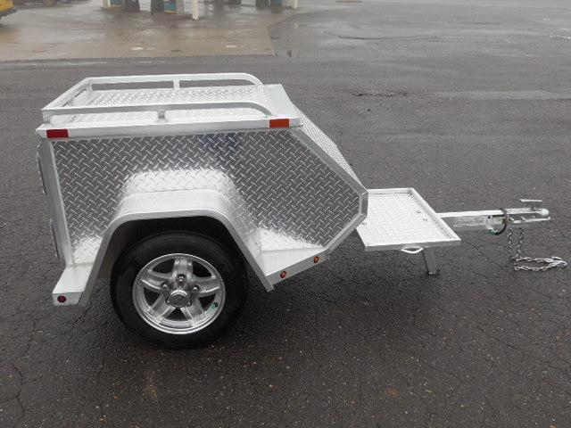 2016 Aluma BP MCT Motorcycle Trailer