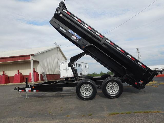 Clearance 2016 Load Trail BP 83 x 14 TA King Size Dump Trailer