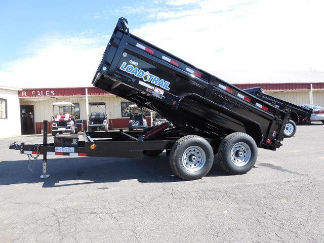 2014 Load Trail BP 83 x 12 TA Dump Trailer