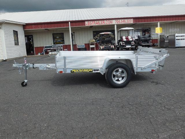 2018 Aluma BP 638 BT Utility Trailer