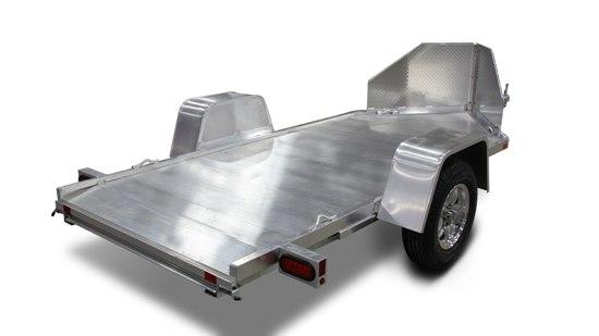 2015 Aluma MC10 Motorcycle Trailer