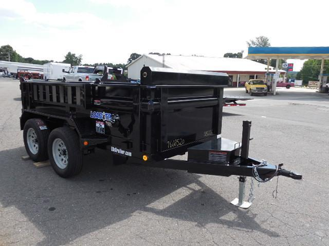 2017 Load Trail BP 5 x 10 TA Dump Trailer
