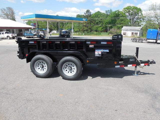 2016 Load Trail BP 5 x 10 TA Dump Trailer