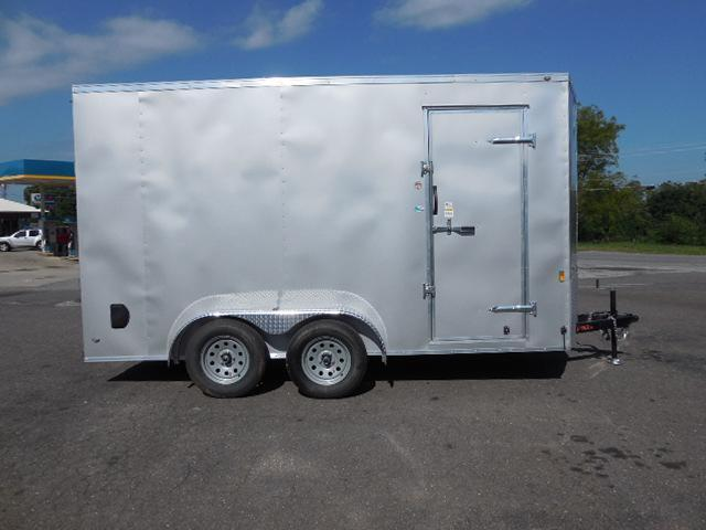 2018 Continental Cargo BP 7 x 14 Enclosed Cargo Trailer