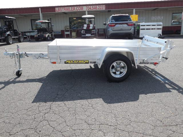 2018 Aluma BP 548BT Utility Trailer