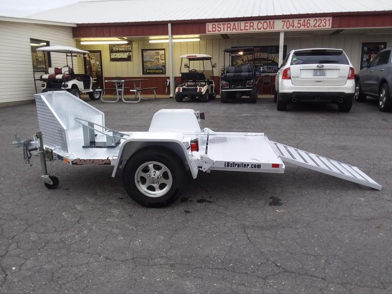 2013 Aluma BP MC1F Motorcycle Trailer