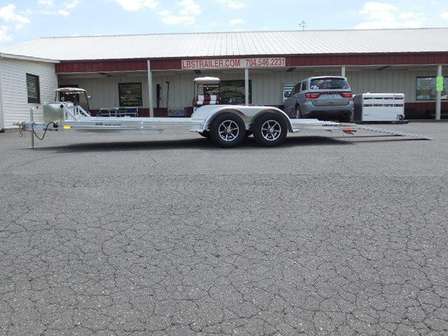 2018 Sundowner Trailers BP 4000AP Series 20ft Utility Trailer