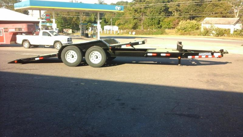 2018 Load Trail BP 83 x 20 Tilt Deck Equipment Trailer