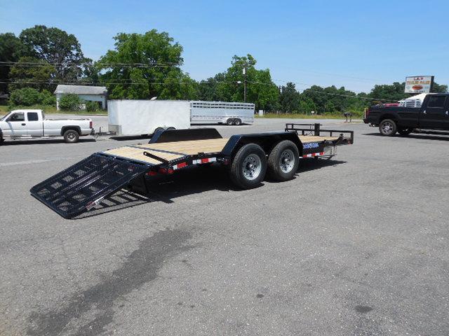 2016 Load Trail BP 83 x 18 TA Equipment Trailer