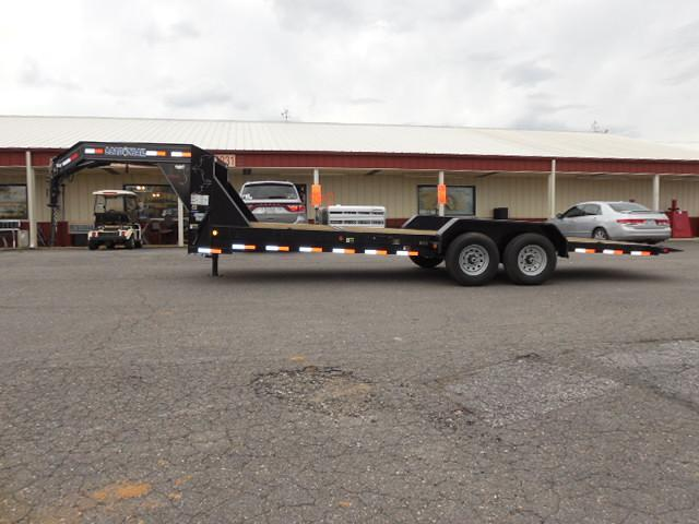 2014 Load Trail GN 81.5 x 22 Power Tilt Equipment Trailer