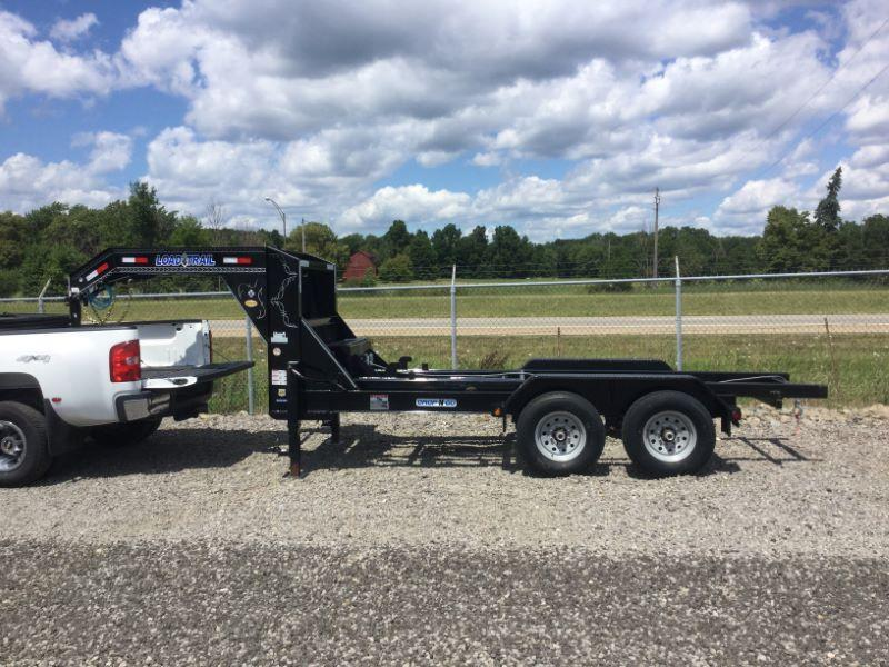 2017 Load Trail 83 x 14 Drop-N-Go Dump Trailer