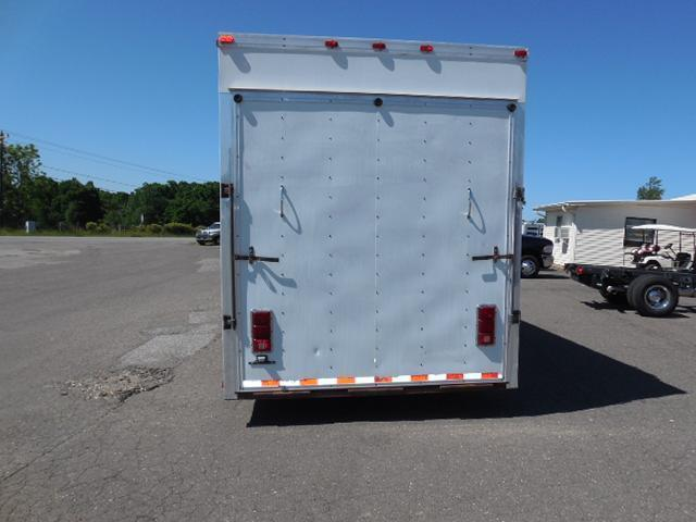 1997 Storm Trailers 28 Enclosed Cargo Trailer