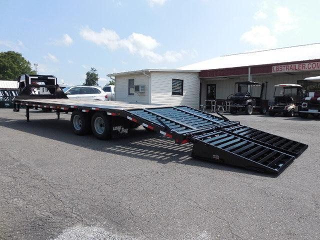 2017 Load Trail GN 102 x 28 Low Pro Equipment Trailer