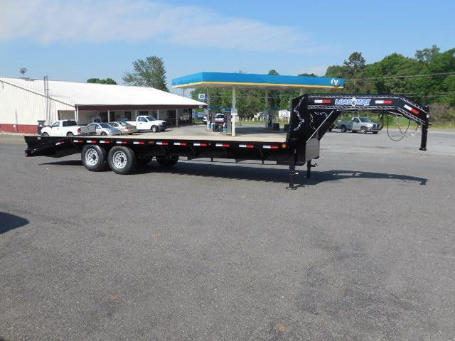 2016 Load Trail GN 102 x 25 HD Equipment Trailer