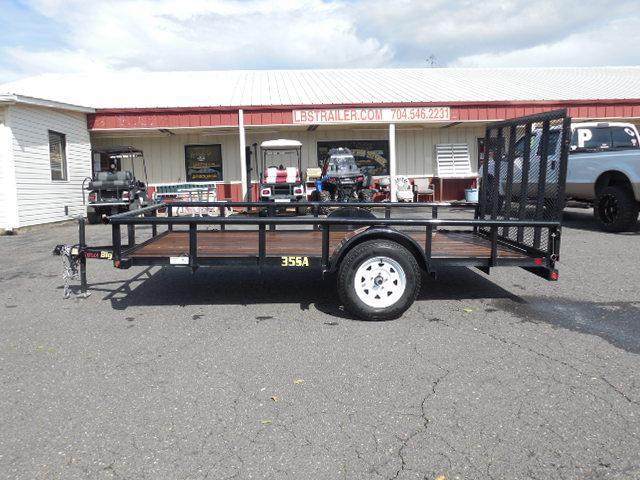 2016 Big Tex Trailers BP 77 x 12 Utility Trailer