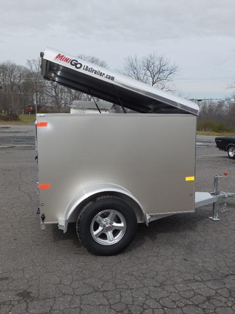 2017 Sundowner Trailers BP 5 x 6 MiniGo Enclosed Cargo Trailer