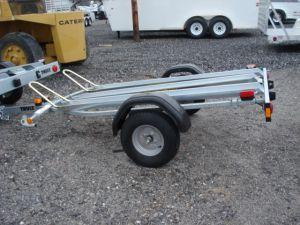 2007 Thule Trailers BP M4 x 7 Motorcycle Trailer
