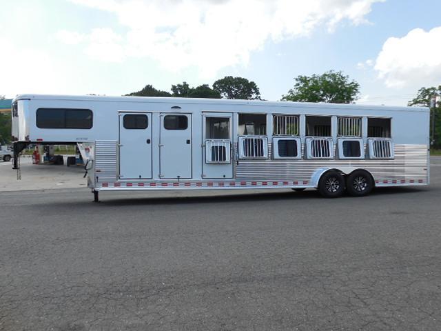 2016 Sundowner Trailers 6H Rancher Sport Horse Trailer
