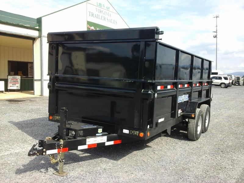 Scissor Lift Trailer : Inventory lexington va flatbed and horse trailer sales