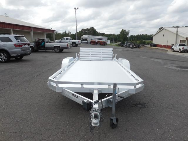 2015 Aluma BP 7818 BT Utility Trailer