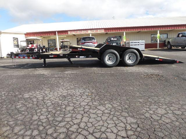 2017 Load Trail BP 83 x 20 Tilt Equipment Trailer