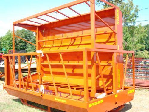 2015 Pequea - 510 ES Feeder Wagon