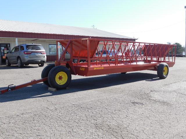 2016 Pequea Truck Bed / Equipment
