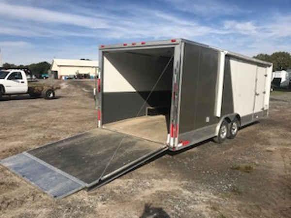 2015 Continental Cargo BP 24' Enclosed Cargo Trailer