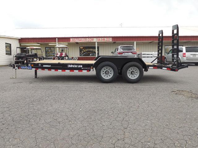 2017 Load Trail BP 83 x 18 CH Equipment Trailer