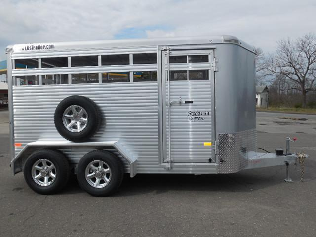 2017 Sundowner Trailers BP 14ft Stockman XP Horse Trailer