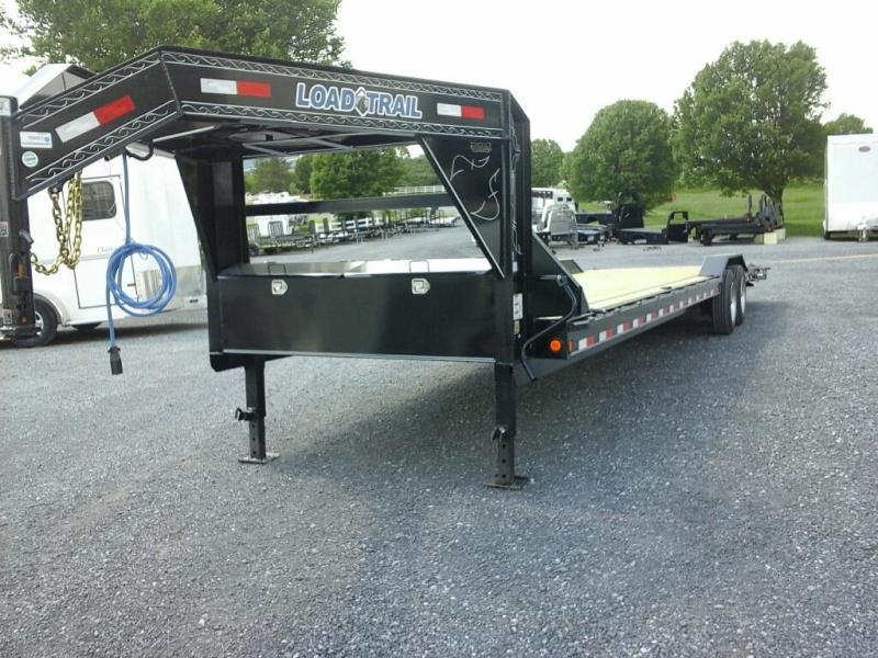 2019 Load Trail 102x34 TA GN Carhauler Utility Trailer