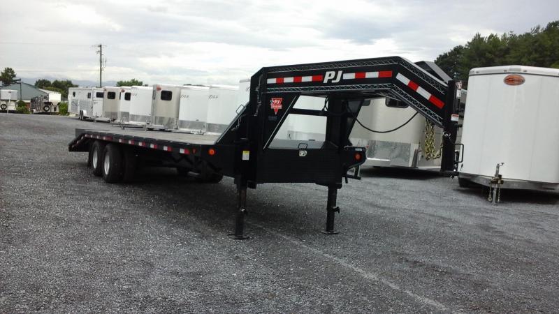 Clearance 2015 PJ Trailers FD282 Equipment Trailer