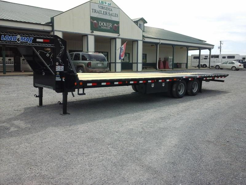 2016 Load Trail 102 x 30 Low Pro Flatbed Trailer