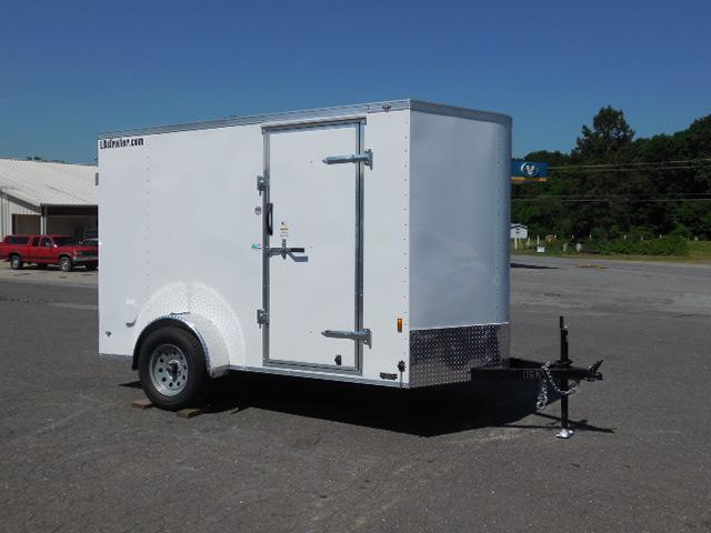 2018 Continental Cargo BP 6 x 10 Enclosed Cargo Trailer