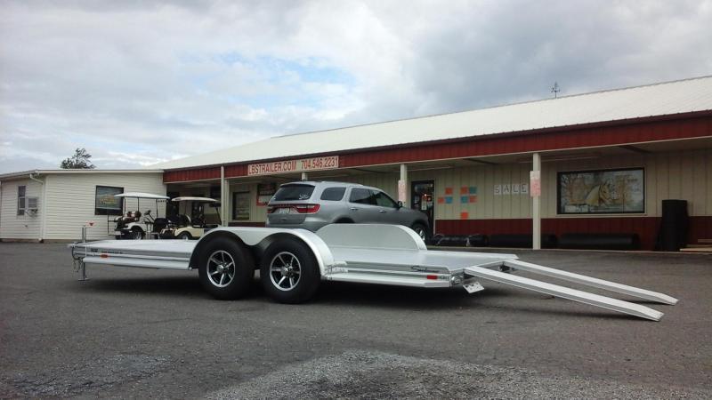 2018 Sundowner Trailers BP 20ft CH Car / Racing Trailer