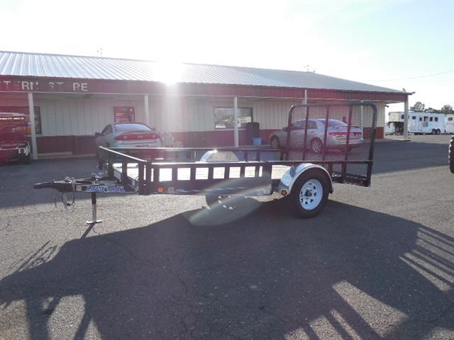 Clearance 2013 Load Trail 83 x 12 Utility Trailer