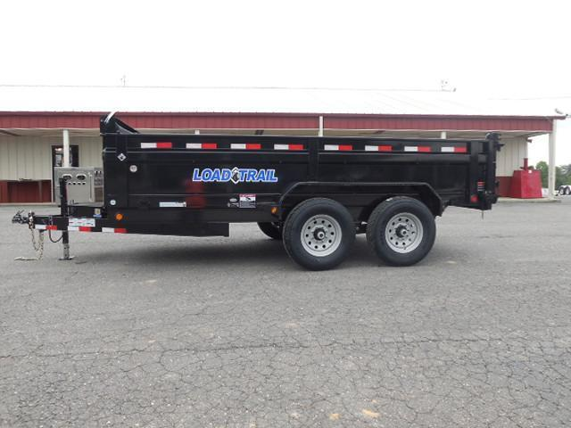 Clearance 2016 Load Trail BP 83 x 14 TA Dump Trailer